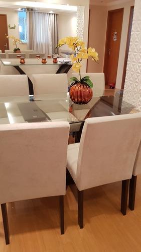 Imagem 1 de 15 de Apartamento - Candida Ferreira - Ref: 49225 - V-49225