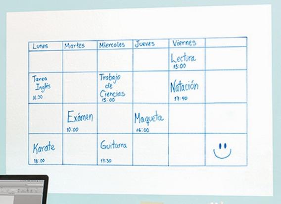 Calendario En Blanco.Pizarron Blanco Calendario En Mercado Libre Mexico