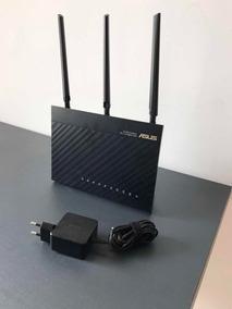 Roteador Gamer Asus Rt-ac68u (dualband 3 Antenas)