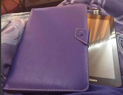 Case Funda Para Tablet De 10'' Azul