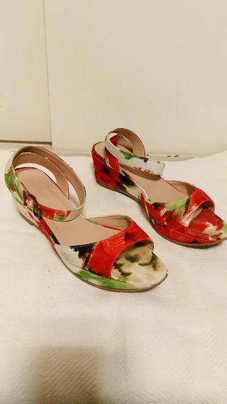 Sandalias De Mujer Paruolo Excelentes !!!