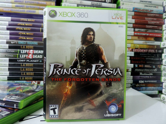 Prince Of Persia The Forgotten Sands Xbox 360 Xbox One
