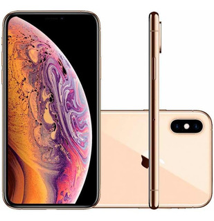 iPhone Xs 64 Dourado