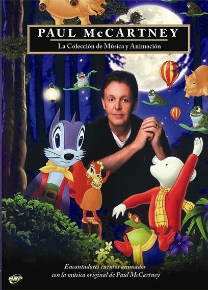Paul Mccartney Dvd: La Colección De Música Y Animación