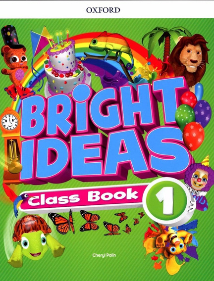 Bright Ideas 1 - Class Book + App Access
