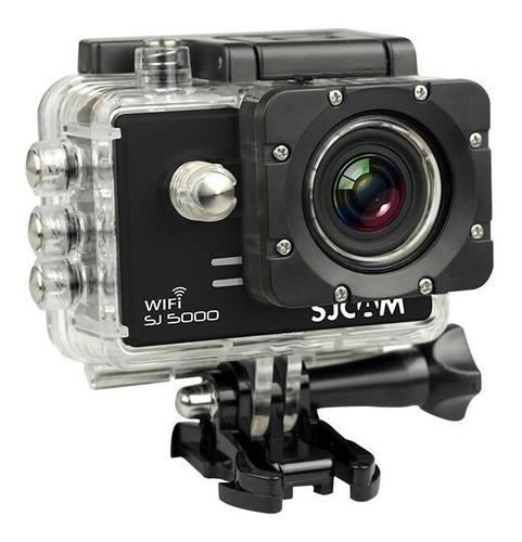 Camera Sjcam Sj5000 Wifi Original 14mp 170º Full Hd