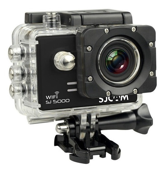 Camera Sjcam Sj5000 Wifi Original 14mp 170º Full Hd