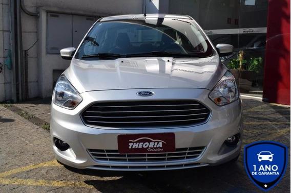 Ford Ka + 1.0 Tivct 2017 Se