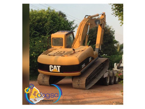 Excavadora Caterpillar 320 Cl Año 2006