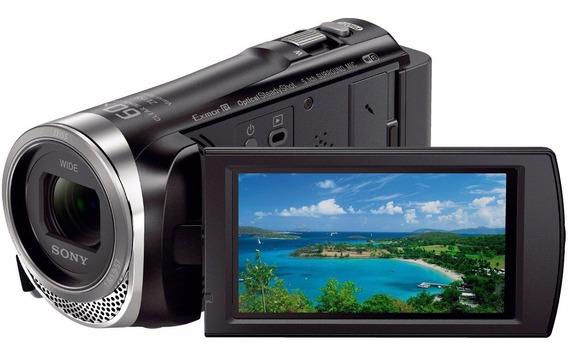 Sony Handycam Hdr-cx455 Full Hd, 60hz, 8gb - Usada 4 Vezes