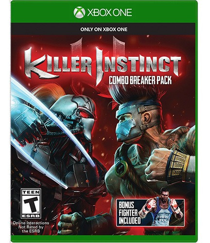 Killer Instinct - Xbox One - Midia Física