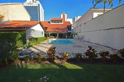 Imagem 1 de 20 de Casa - Barra Da Tijuca - Condominio Jardim Marapendi  - E963
