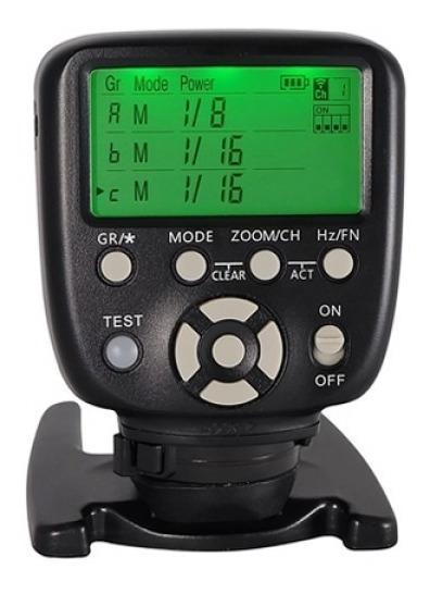 Controlador De Potencia Yongnuo Yn 560 Tx Ii Para Canon
