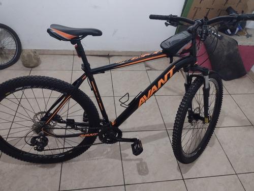 Imagem 1 de 5 de Bicicleta Motobike Quadro 21 Avant Passado Shimano,