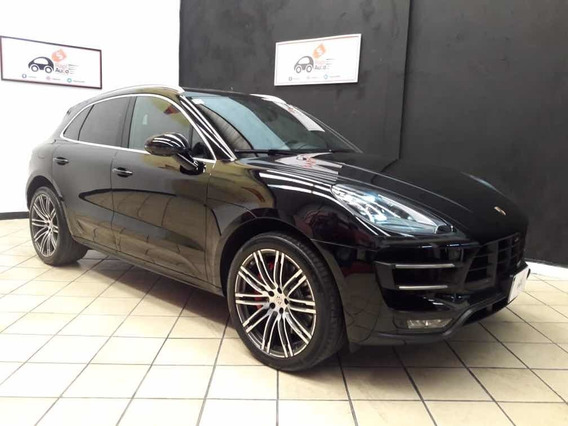 Porsche Macan 3.7 Turbo Performance Package At 2018