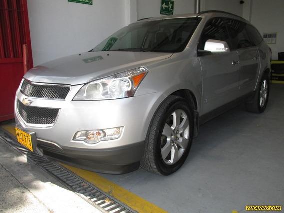 Chevrolet Traverse Campero