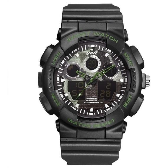 Relógio Masculino Esportivo A Prova D´água Original D145