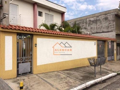 Sobrado À Venda Por R$ 477.000,00 - Vila Antonieta - São Paulo/sp - So0434