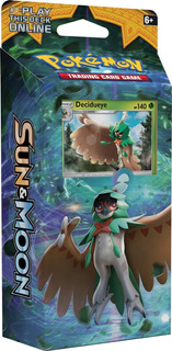 Pokemon Trading Cards Sun & Moon Decidueye