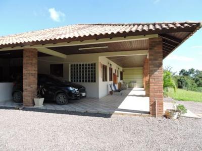 Casa Condomínio Em Lomba Grande Com 3 Dormitórios - Vr25519