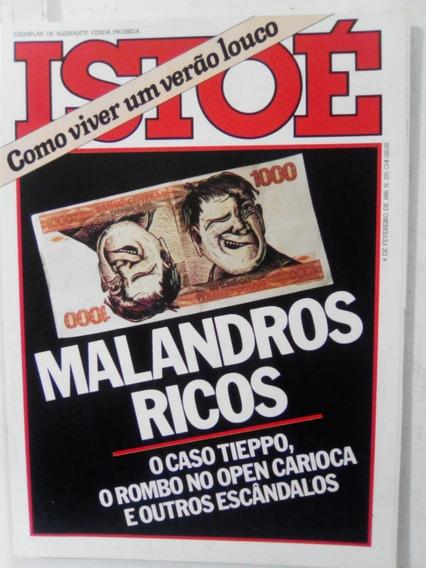 Revista Istoé 215 Rondonia Tieppo Lula Vinicius Scarpa 1981