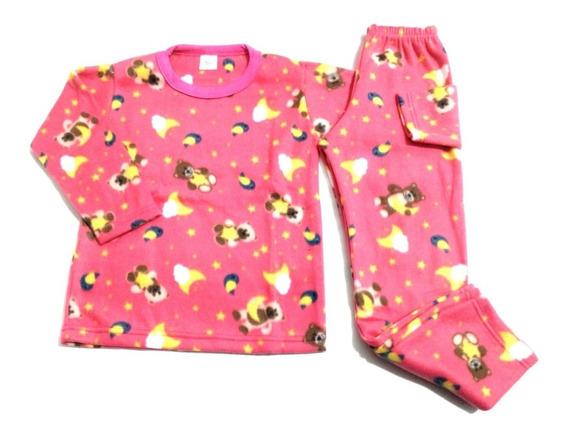 Pijama De Soft Feminino Juvenil
