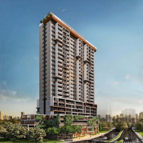 Apartamento  Com 2 Dormitório(s) Localizado(a) No Bairro Brooklin Em São Paulo / São Paulo  - 3546:907116