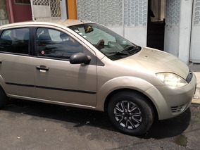 Ford Fiesta 1.6 First 5vel Sedan Mt 2007