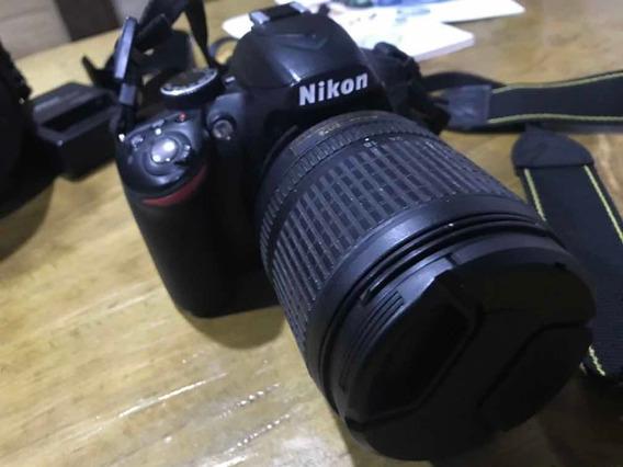 Câmera Nikon D3200 Com Lente Do Kit