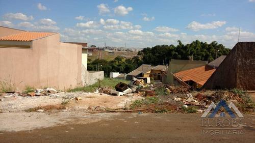 Terreno À Venda, 360 M² Por R$ 130.000,00 - Columbia - Londrina/pr - Te0350