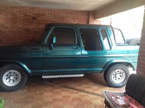 F1000 Cabine Dupla 1984 Diesel Motor Mwm 229 Turbo R$30.000