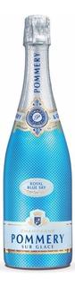 Champagne Pommery Royal Blue Sky X750ml - Demi Sec - Francia