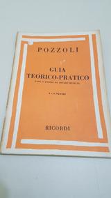 Livros Didáticos Musicais - 5 Livros De Ensino Musical