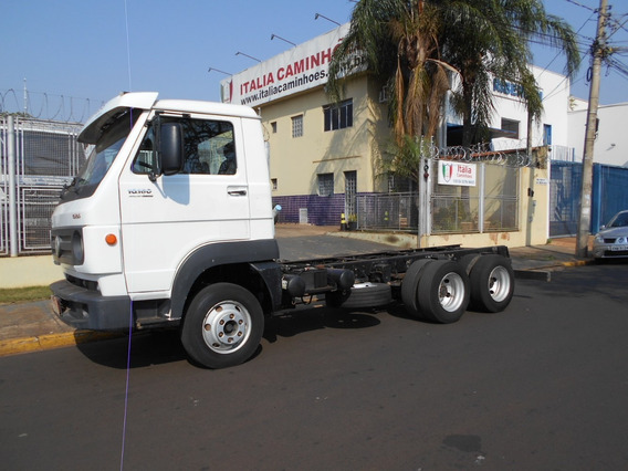 Vw 10160 2014 Truck 6x2 Chassis Itália Caminhões