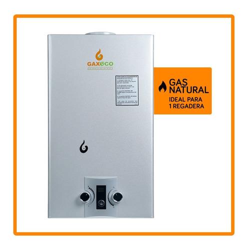 Calentador De Agua  Instantáneo Gaxeco Eco-12000 Gas Natural