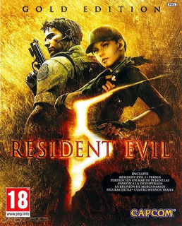 Resident Evil 5 Gold Edition Pc