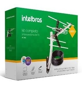 Antena Digital Ae 5010 Intelbras