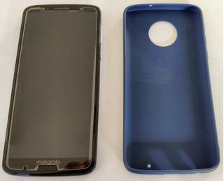 Smartphone Moto G6 Plus Xt1926-3 64gb Dual Sim - Usado