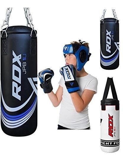 RDX Bolsas de Boxeo Artes Marciales Almohadillas de Boxeo Kickboxing coj/ín de Impacto se Vende como /única Pieza