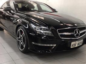 Mercedes-benz Classe Cls 5.5 Amg 4p 2012