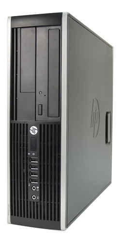 Cpu Hp Compaq 8000 Core 2 Duo 4gb Ddr3 320gb Hd