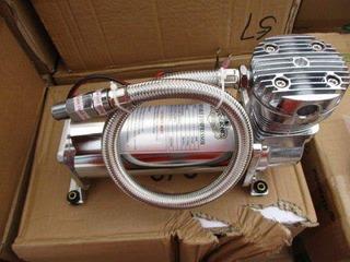 Compresor 480 Cromado Suspension De Aire