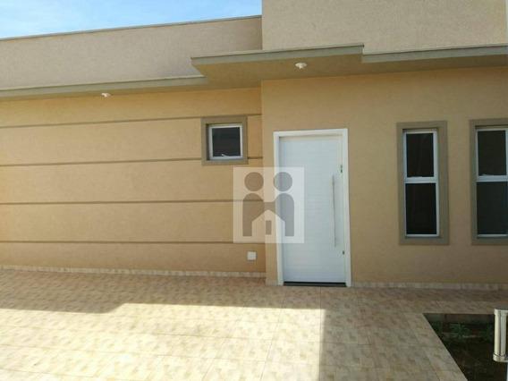 Casa Com 3 Dormitórios À Venda, 110 M² Por R$ 300.000 - Santa Cecília - Ribeirão Preto/sp - Ca0363