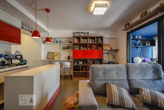 Apartamento Para Aluguel - Bela Vista, 1 Quarto, 53 - 892999779