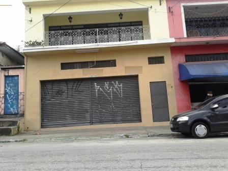 Imóvel Comercial Na Vila Jaguara Na Rua Paúva - 7176