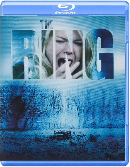 El Aro (the Ring) Película Blu Ray