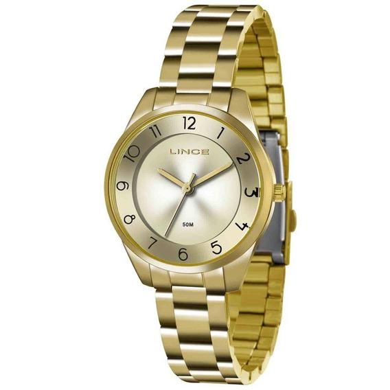 Relógio Lince Analógico Feminino Lrg4376l C1kx