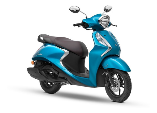 Yamaha Fascino 125 Fi Scooter 2021 60 Cuotas Delcar Motos®