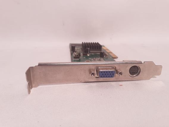 Placa De Video Radeon 7000 Pci Ref 1092