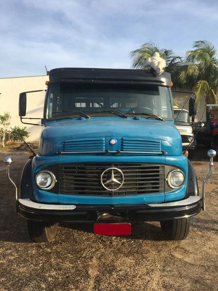Mercedes-benz 1113 1970/1970 Raridade